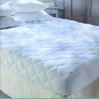 Bed Sack Style Mattress Pad